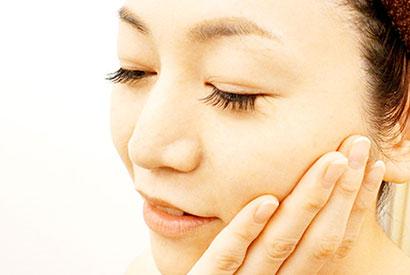内部の温度を40℃以上に上げる事で体内から美容と健康を促進