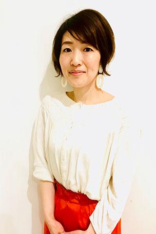 中川 理絵子  ナカガワ リエコ