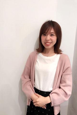 高野 愛子 タカノ アイコ